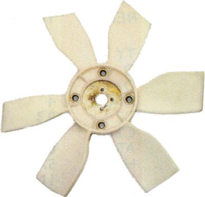 Ventiladores para Refrigeración de Motor para Toyota